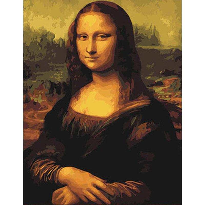 世界未解之谜:蒙娜丽莎的微笑