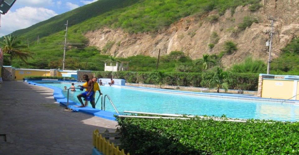 牙买加金斯敦罗克堡矿泉浴场