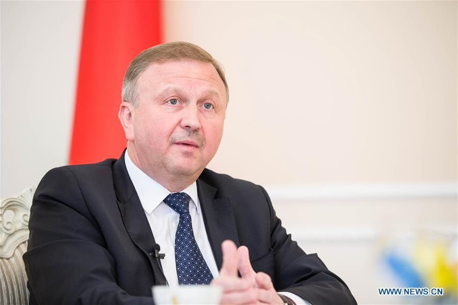 Interview Belarus PM: ready to further enhance practical cooperation with China