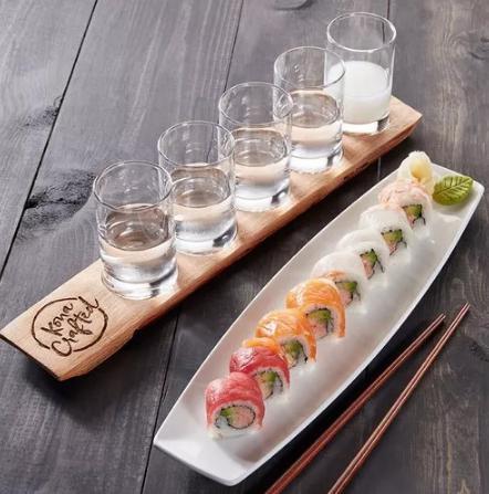 Sushi & Saké Thursday 周四寿司宴