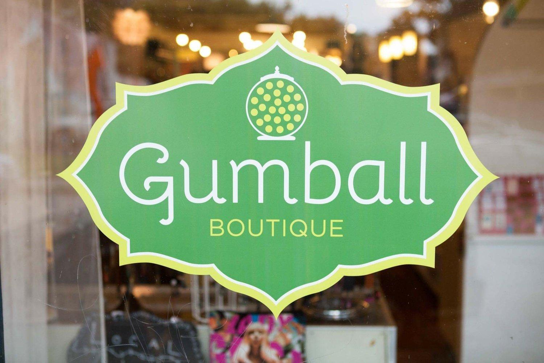 Gumball 精品店