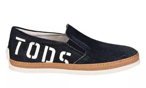 Tods一脚蹬休闲平底鞋