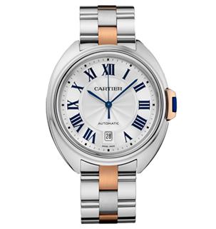 Clé de Cartier腕表