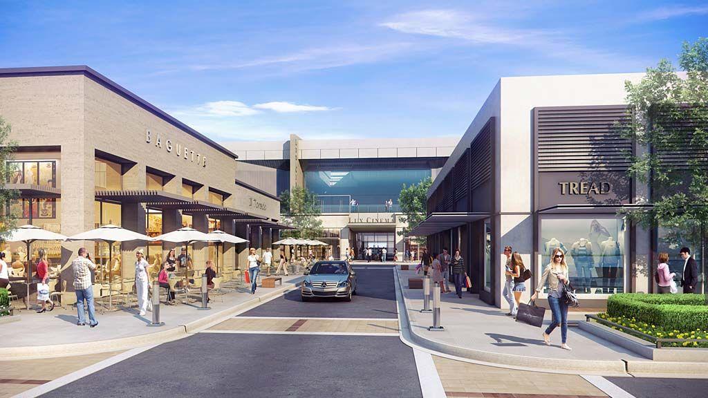 休斯顿橡树河购物中心