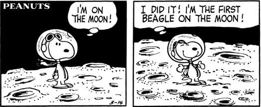 史努比漫画
