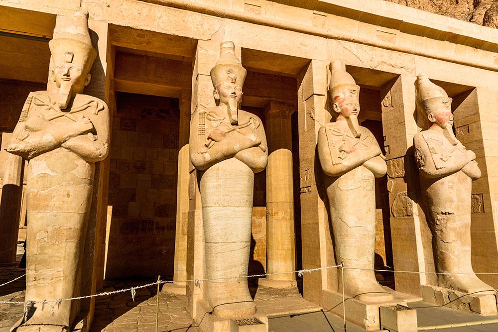 哈特谢普苏特陵庙