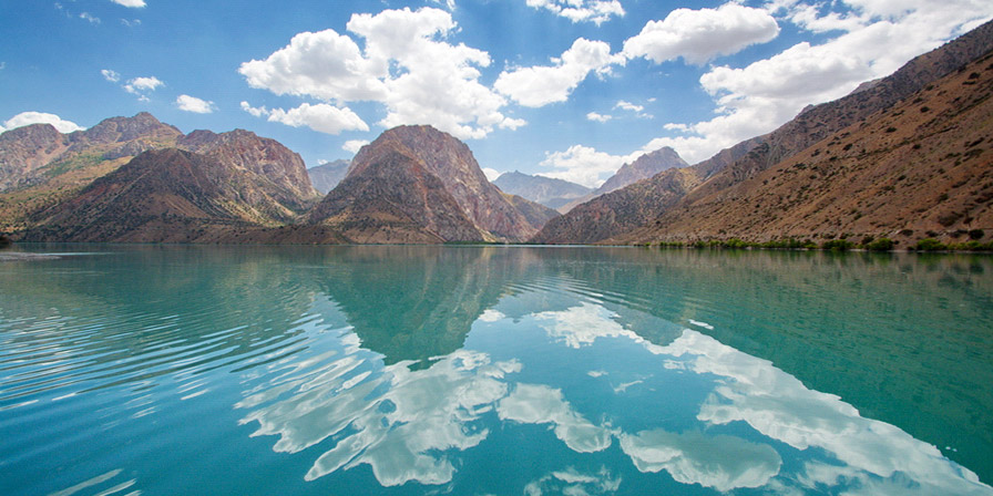 伊斯坎达尔湖