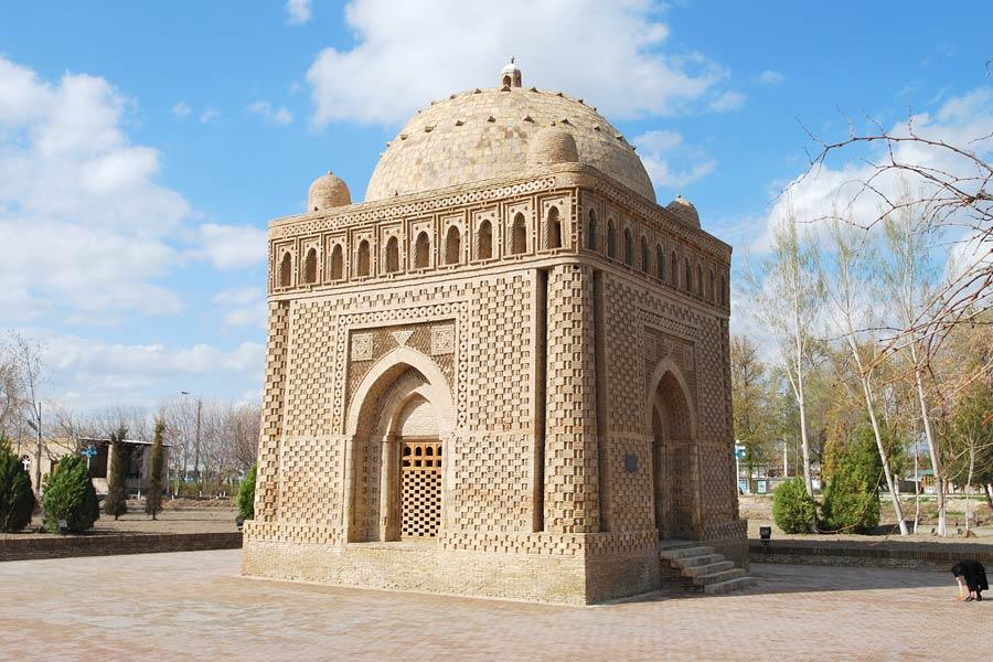 伊斯迈萨曼陵墓