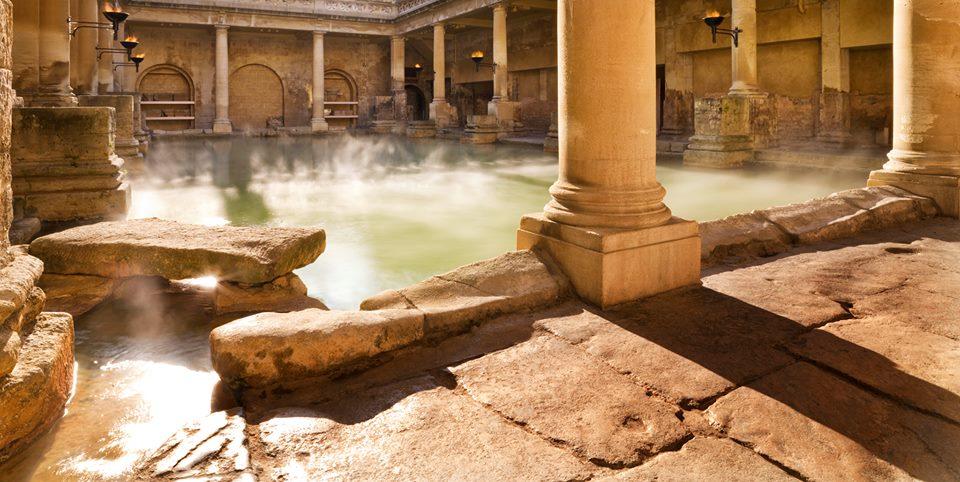 罗马浴场温泉