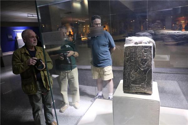 鳄鱼木乃伊博物馆