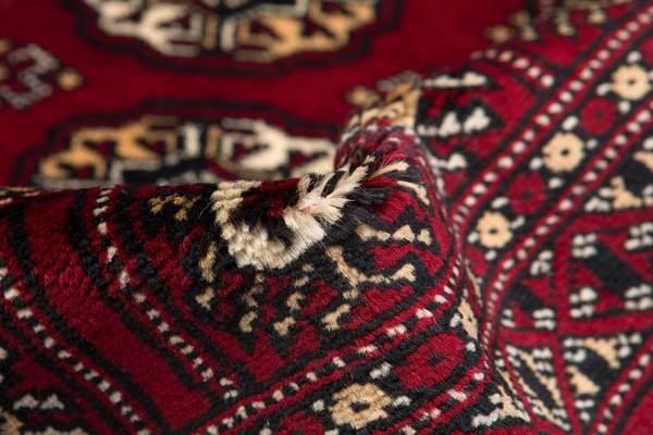 布哈拉地毯