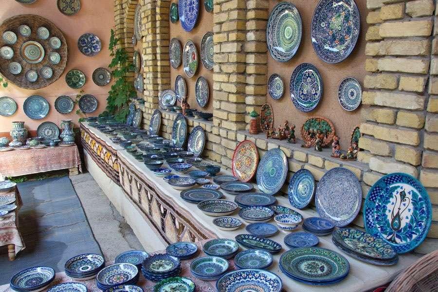里什顿陶器