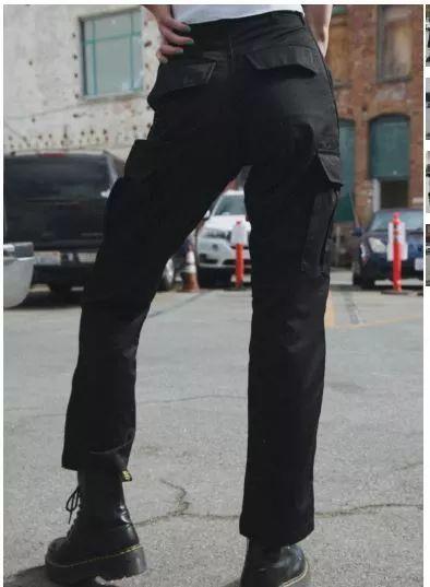 美式工装裤