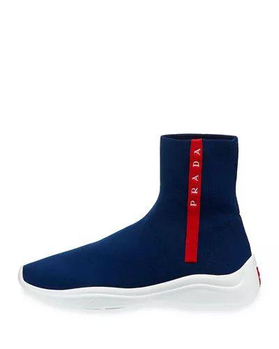 Prada连袜鞋