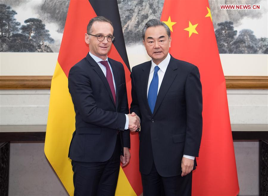 China, Germany vow to strengthen all-round strategic cooperation