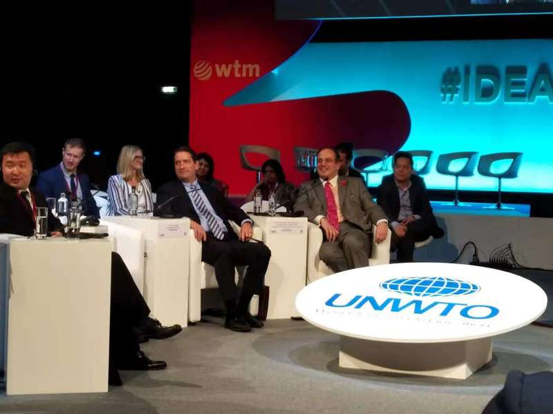 Heads of Tourism of East African Community was with the support of UNWTO