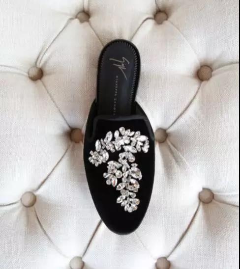 Giuseppe Zanotti穆勒鞋