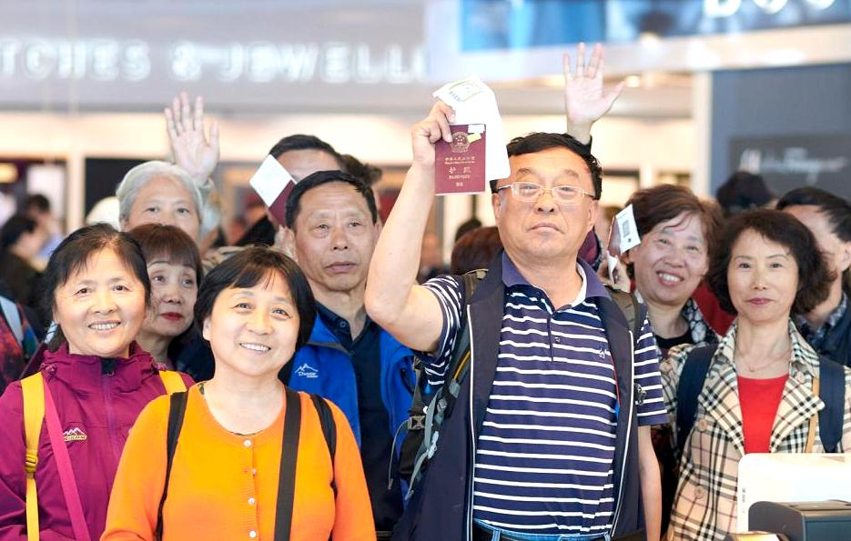 Chinese Tourism in Brazil Increases with New Visa Process