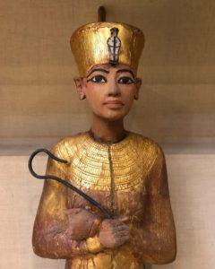 埃及法老图坦卡蒙