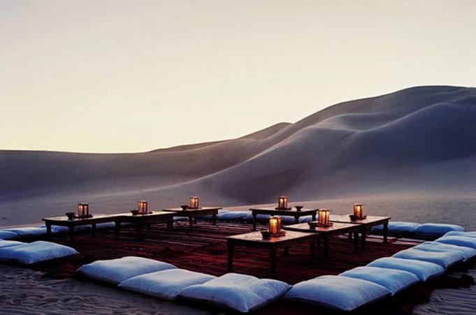 阿德雷尔·阿梅拉沙漠生态旅馆