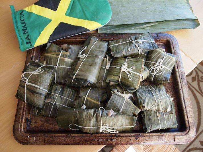 "牙买加""粽子"""