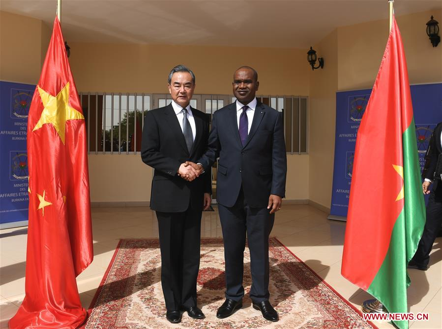 China-Burkina Faso cooperation enjoys good start