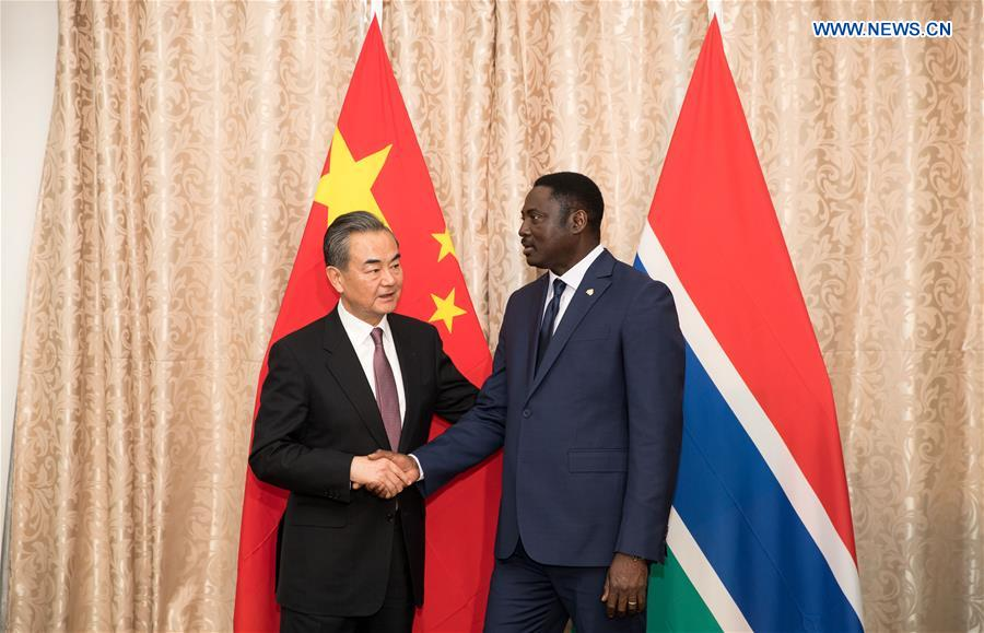 China-Gambia relations see rapid development on all fronts
