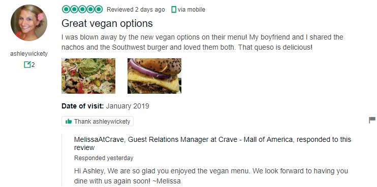 Crave餐厅
