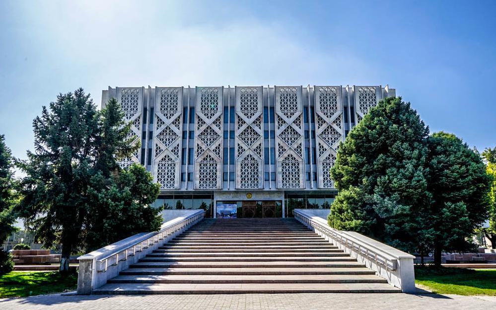 乌兹别克斯坦国家历史博物馆