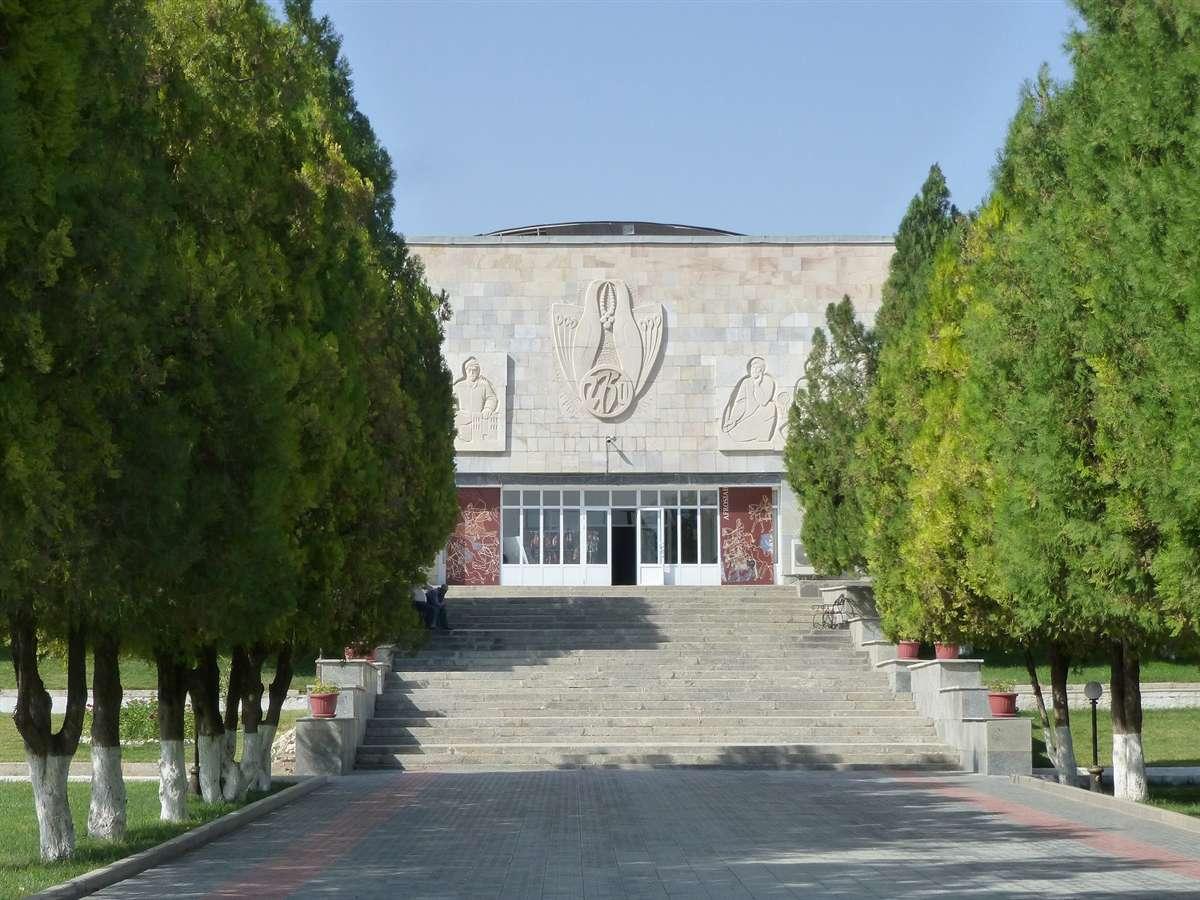 阿夫罗夏伯历史博物馆