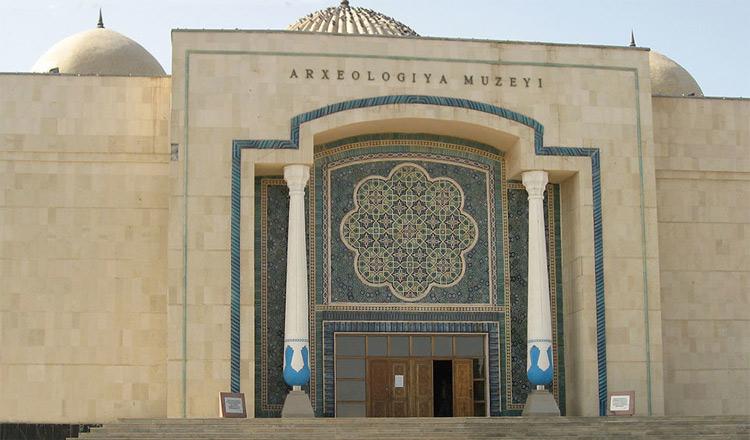 铁尔梅兹考古博物馆