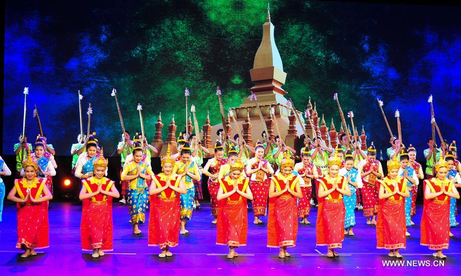 Visit China-Laos Year kicks off in Lao capital