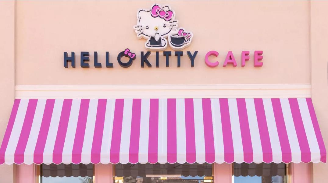 Hello Kitty咖啡馆