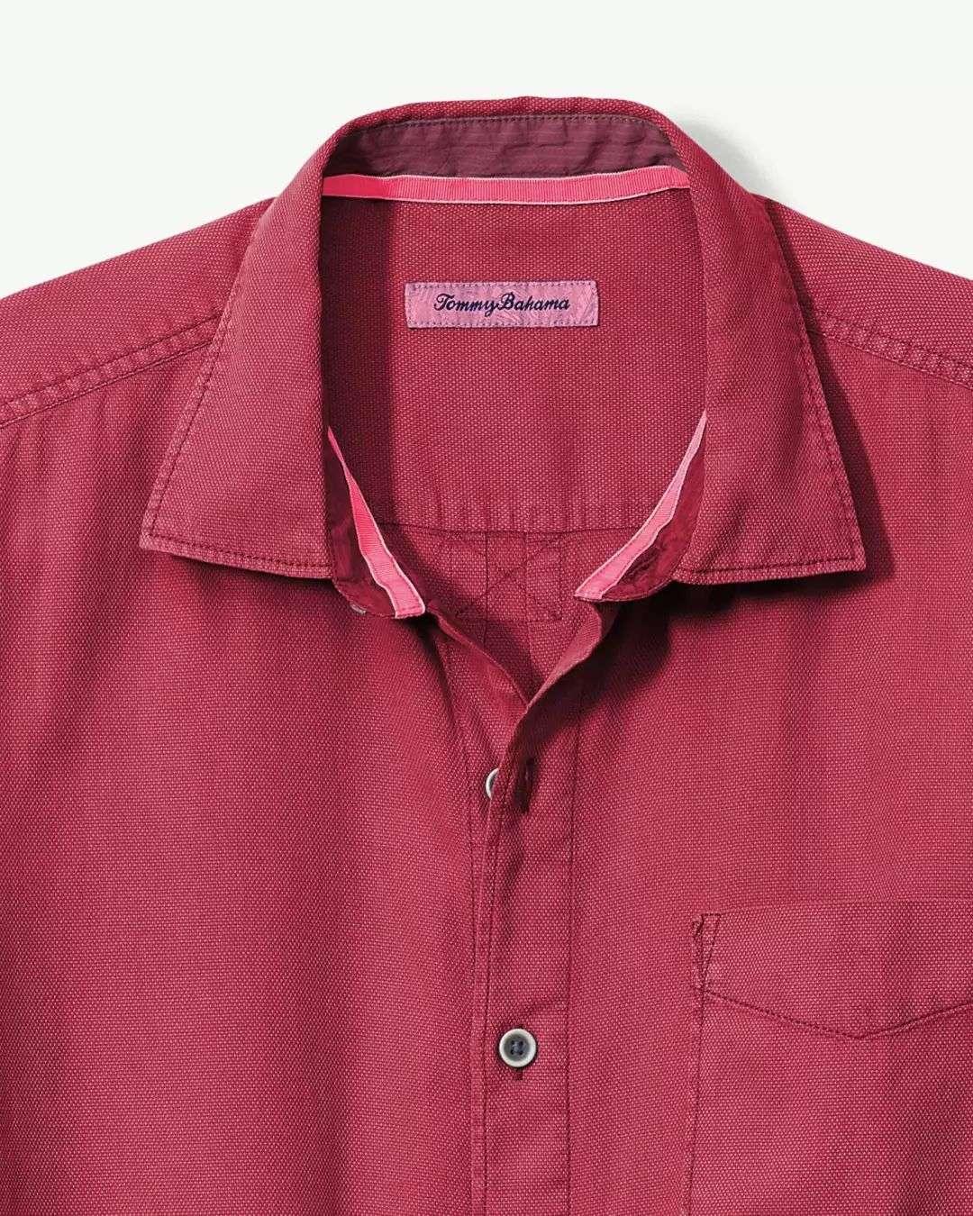 Dobby Dylan 纯色衬衫
