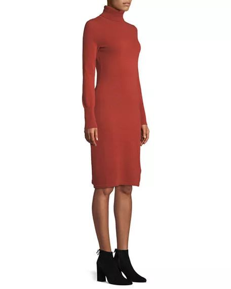 Neiman Marcus Cashmere羊绒连衣裙