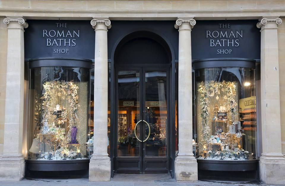 罗马浴场博物馆商店