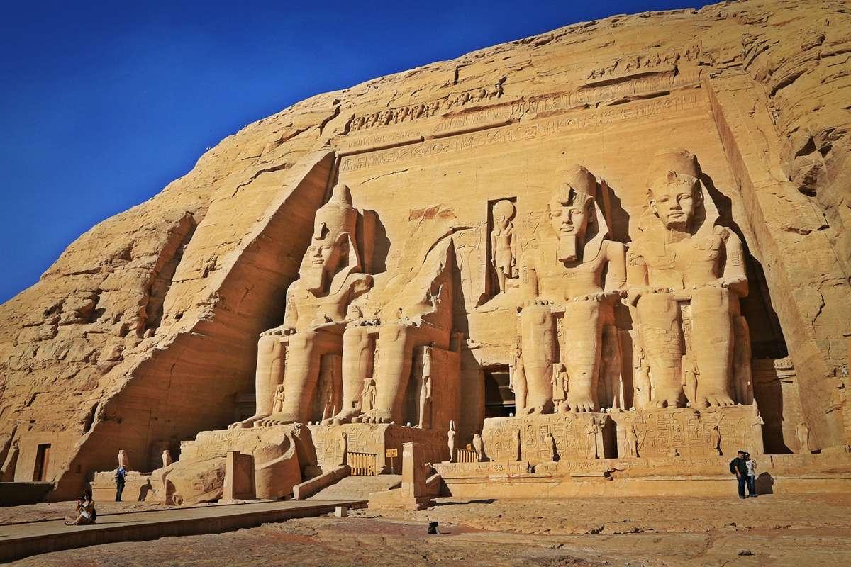 埃及阿布辛贝神庙