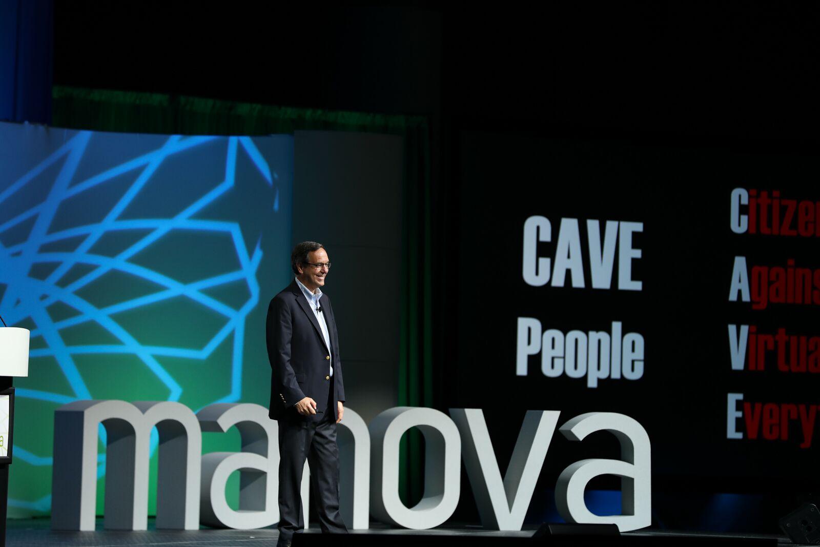 2018年首届MANOVA峰会