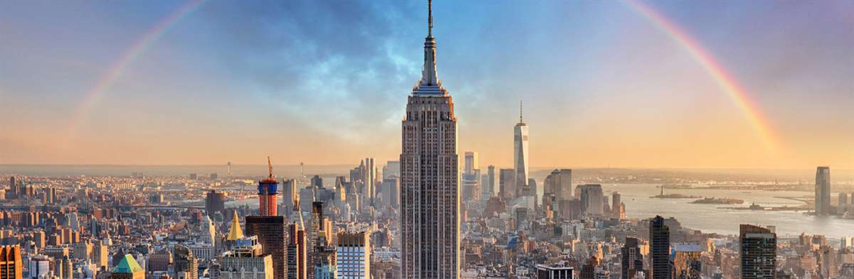 帝国大厦(Empire State Building)