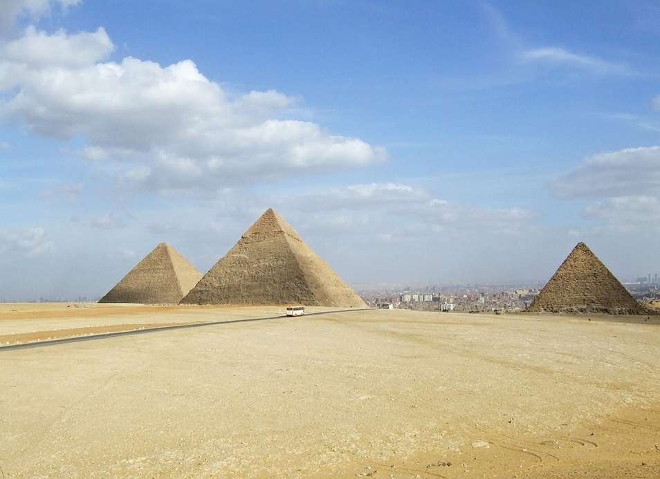 Chinese tourists flock to Egypt