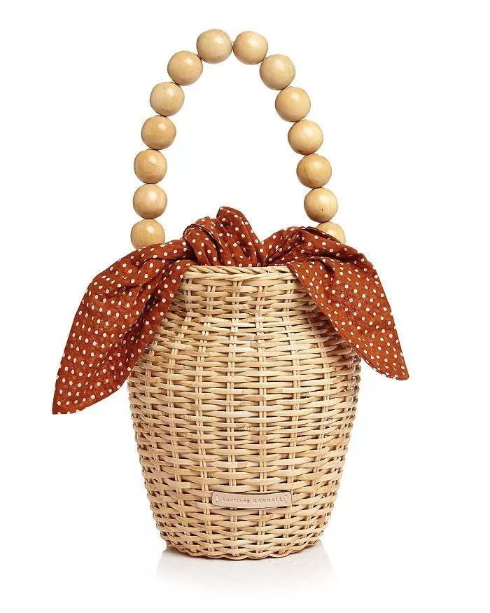 Loeffler Randall Louise Basket Bag