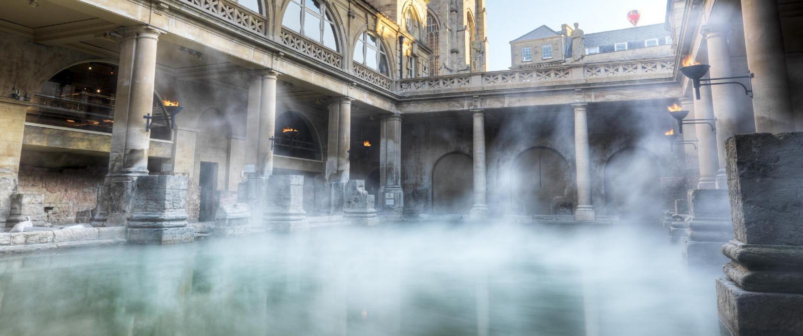 巴斯罗马浴场博物馆