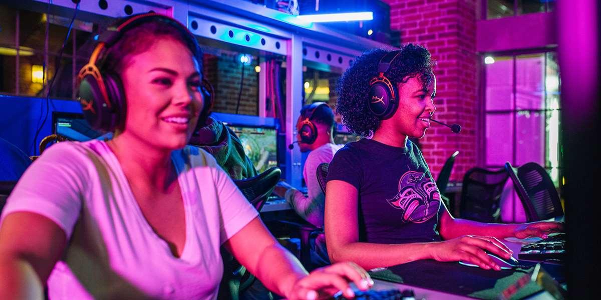 电子游戏娱乐场
