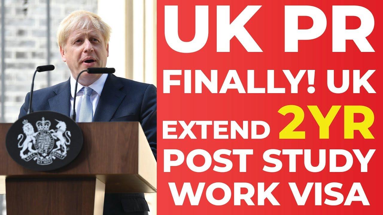 英国PSW签证