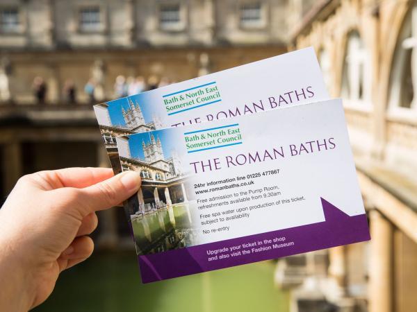 罗马浴场博物馆门票