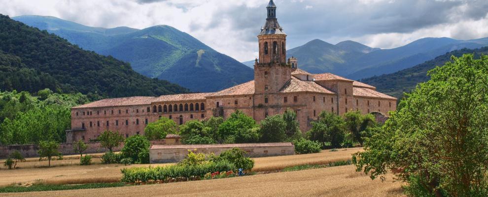 圣米兰修道院