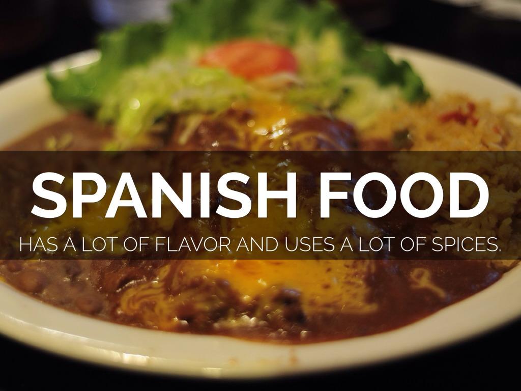 西班牙美食