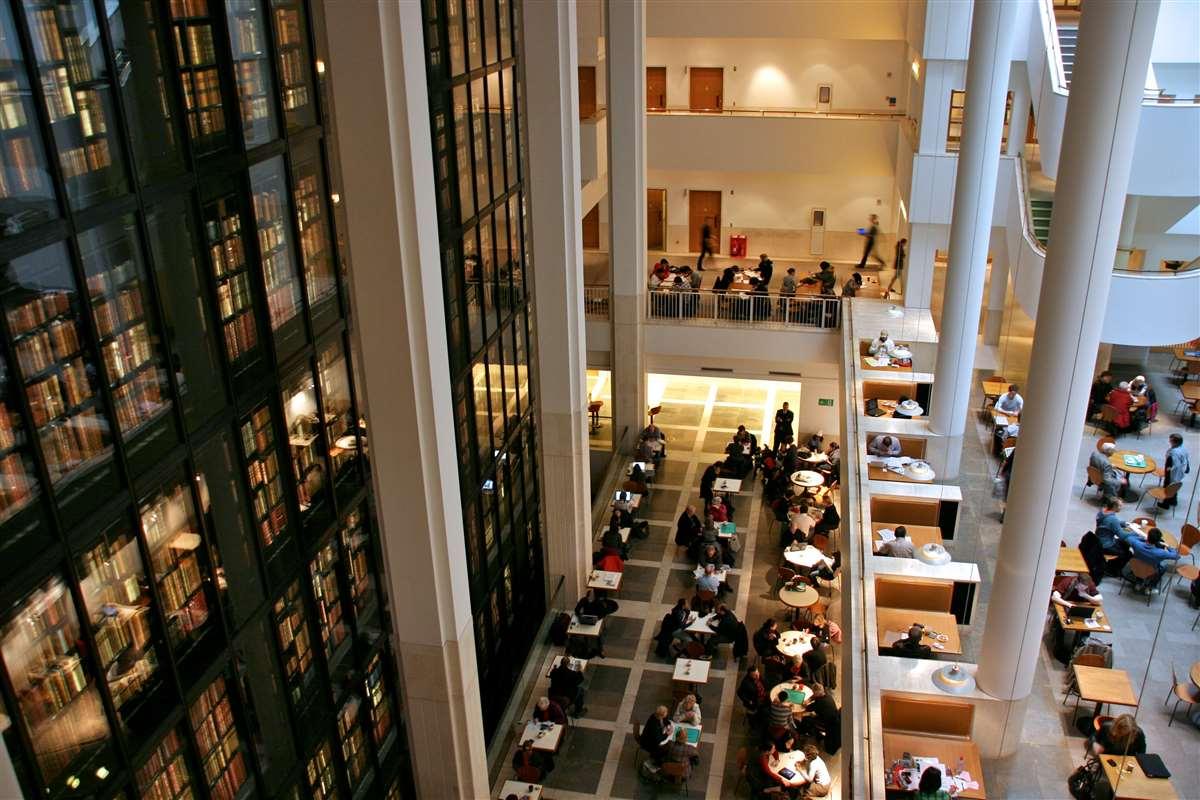 国王图书馆