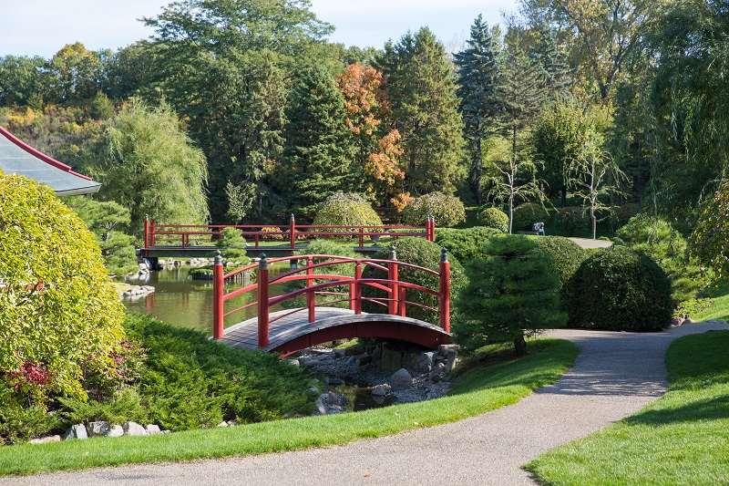 诺曼戴尔日式花园