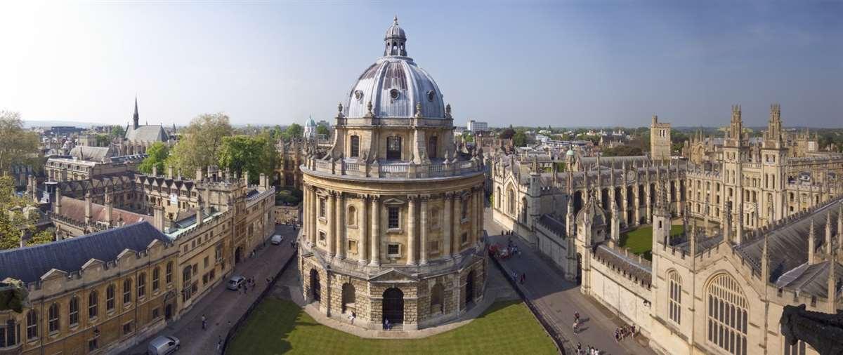 英国牛津大学